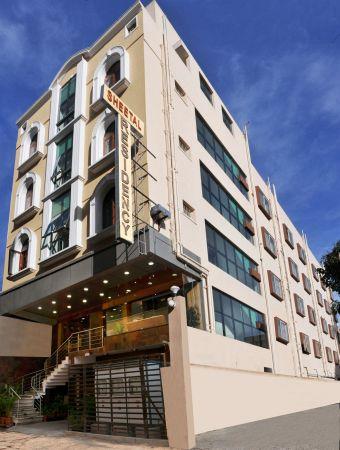 Hotel Sheetal Residency, Majestic, Bengaluru
